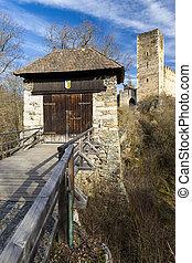 Kaja castle in north Austria