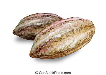 kakao, ovoce