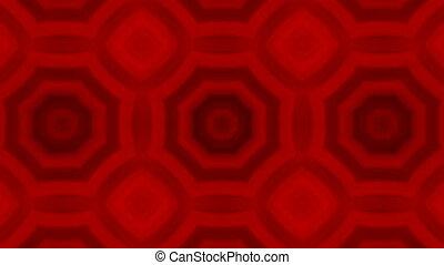 kaléidoscopique, arrière-plan animation