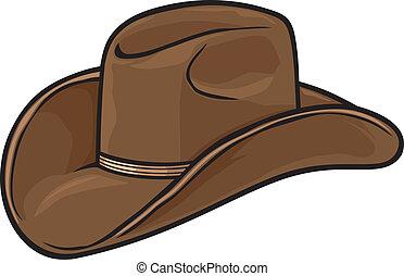 kalap, cowboy