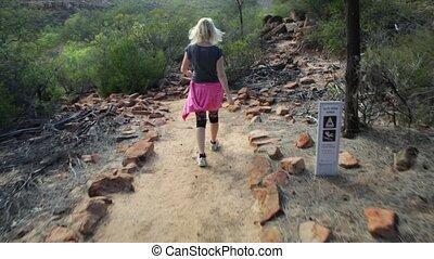Kalbarri woman outdoor activities - Outdoor activities in...