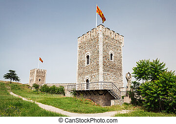 Kale Fortress is a historic fortress located in the old town...