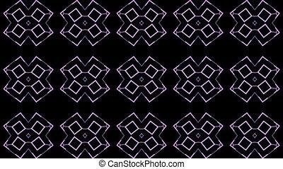 Kaleidoscope - A kaleidoscope with multiple variations.