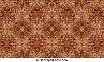 Kaleidoscope background - Kaleidoscope animation with...