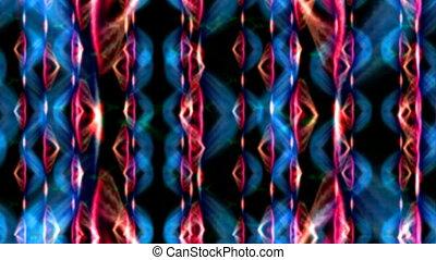 Kaleidoscope background (seamless loop)