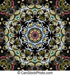 Kaleidoscopic Design
