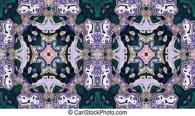 Kaleidoscopic seamless - Kaleidoscopic generated seamless...