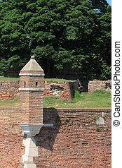 kalemegdan, 要塞, 在中, 贝尔格莱德