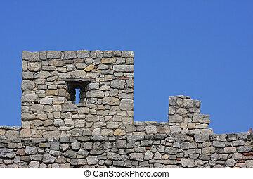 kalemegdan, fortaleza, en, belgrado