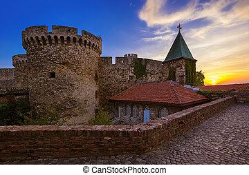 Kalemegdan fortress Beograd - Serbia - architecture travel ...