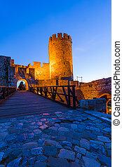 Kalemegdan fortress Beograd - Serbia