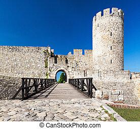 Kalemegdan fortress - Kalemegdan - very old fortress in...