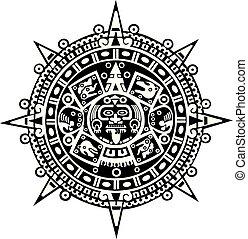 kalender, aztek