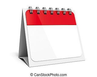 kalender, ikone, spirale, #4