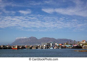 kalk, 海灣, 港口