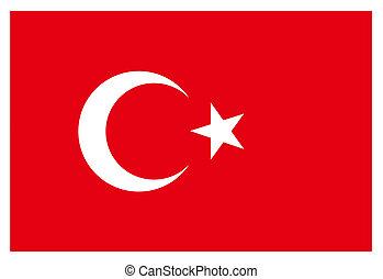 kalkoen vlag