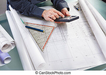 kalkulace, dále, design