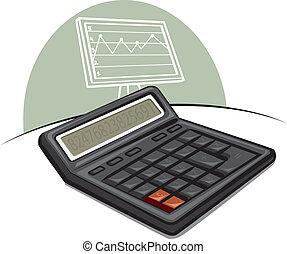 kalkulator, elektronowy