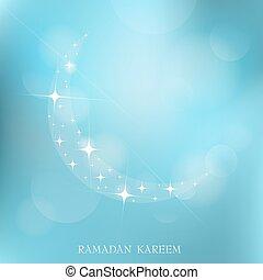 kalligraphie, ramadan, grüße