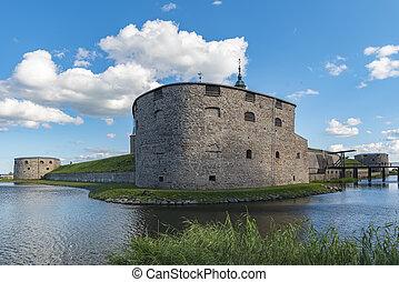 Kalmar Castle Bastion