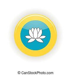 Kalmykia icon circle