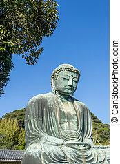 Kamakura Daibutsu or Great Buddh
