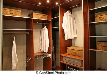 kamer, aankleding
