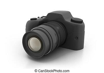 kamera, digitální