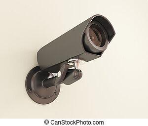 kamera, pozorování