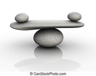 kamień, tabela