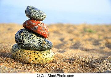 kamienie, wybrzeże