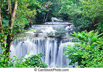 kamin, hua, egyszintű, víz, mae, 4, bukás, thaiföld,...
