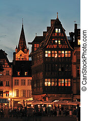 Kammerzell House - Strasbourg oldest house