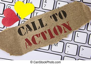 kampagne, foto, laptop, hearts., schreibende, geschrieben, rufen, online, begrifflich, geschaeftswelt, marketing, ausstellung, digital, hand, meisten, wichtig, teil, pappe, träne, gesetzt, action., text, stück