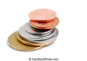 kanada, geldmünzen