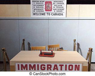 kanada, herzlich willkommen