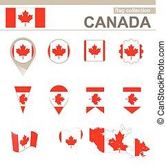 kanada kennzeichen, sammlung