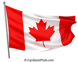 kanada, narodowa bandera