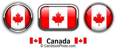 kanada, pikolak, bandera