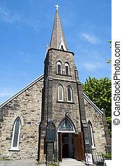 kanadyjczyk, kościół