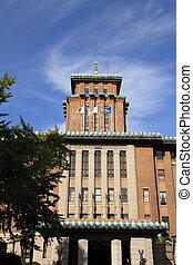 Kanagawa prefectural government office