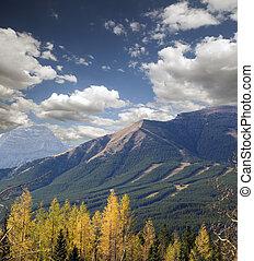 Kananaskis Country - Rocky Mountains, Alberta, Canada