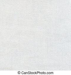 kanfas, färg, lätt, jeans, struktur, bakgrund., vit