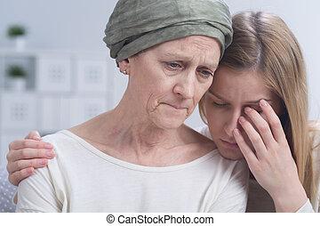 kanker, niet, dit, vechten, weten, indien, groenteblik