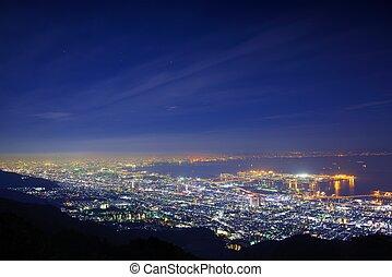 Kansai Skyline
