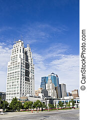 Kansas City - downtown