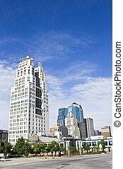 Kansas City - downtown