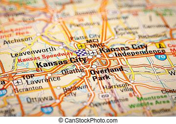 kansas city, estados unidos de américa