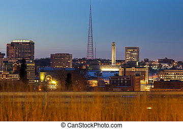 kansas city, panorama
