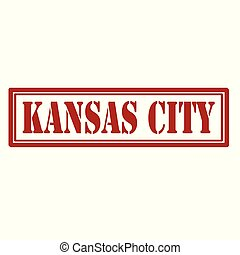 Kansas City-stamp